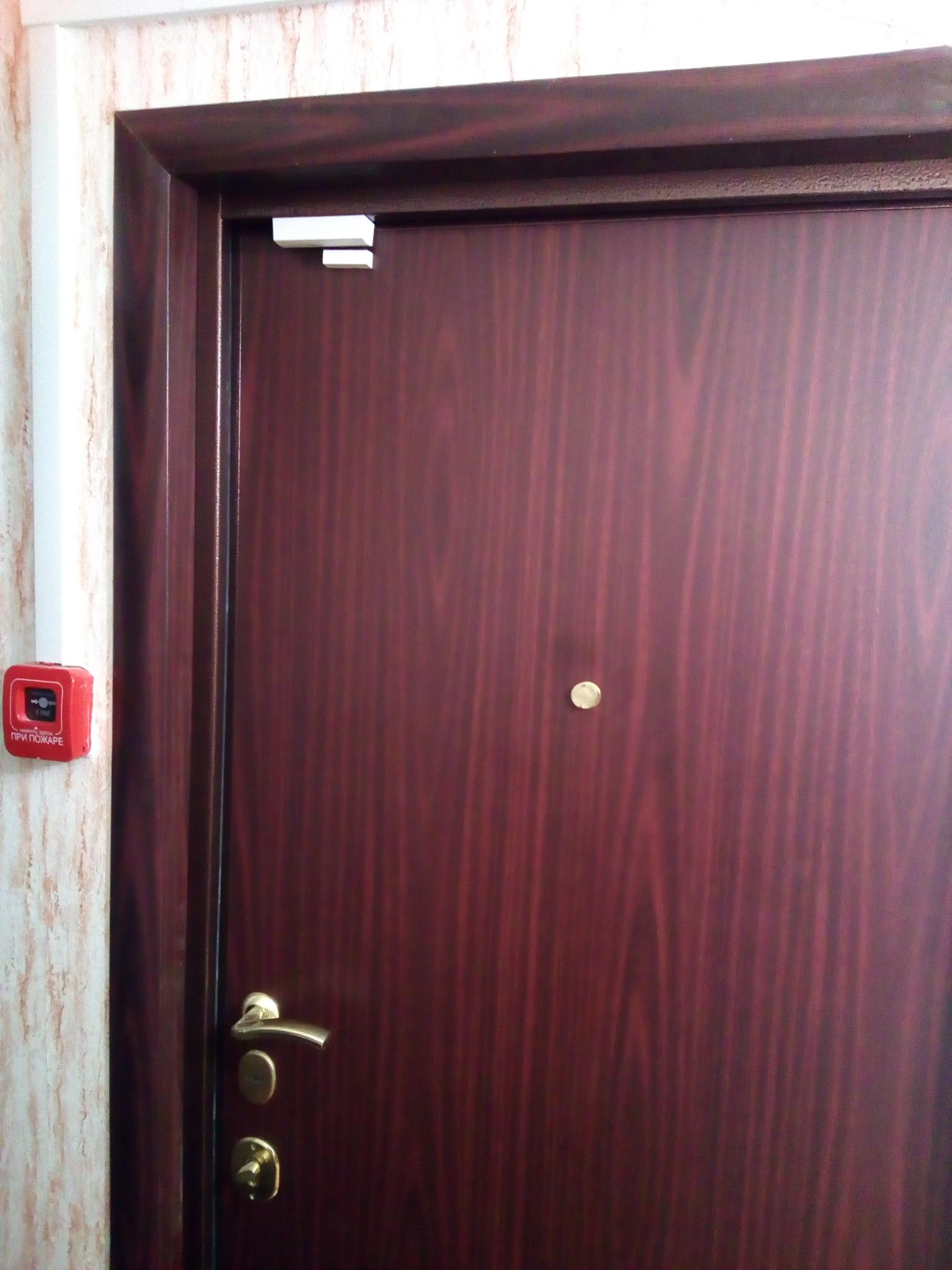 правильно выбрать цвет входной двери