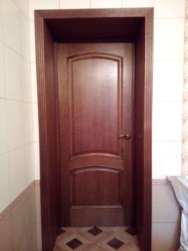 доборы на межкомнатную дверь на толстой стене
