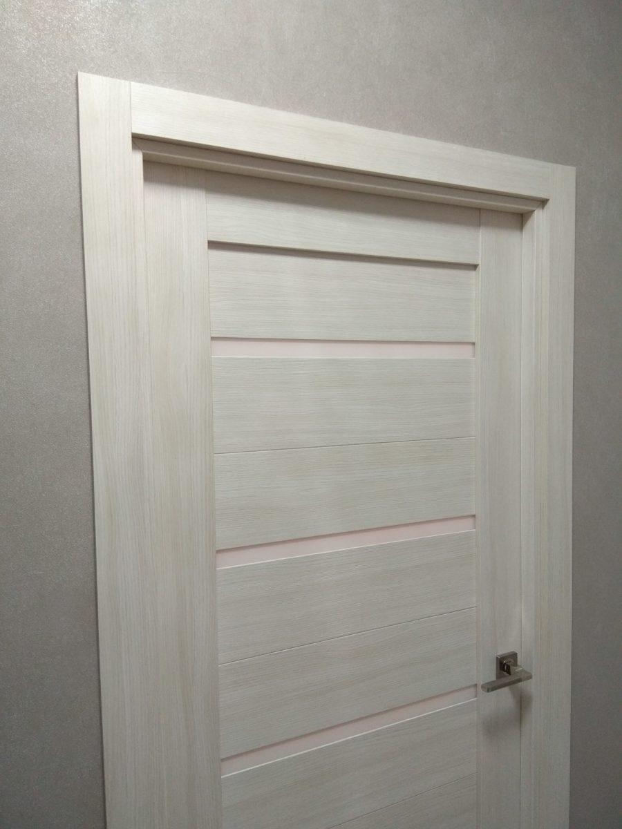 Дверь открывается в комнату