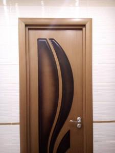 Установка межкомнатных дверей в Марусино