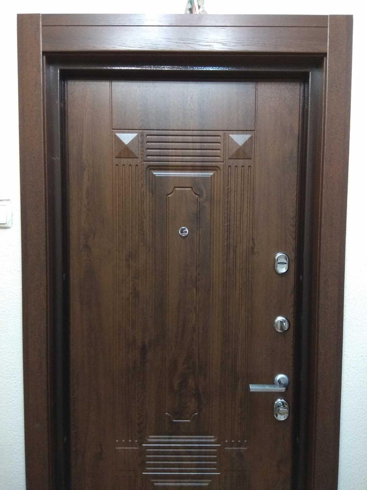 Как сделать откосы после установки входной двери фото 778