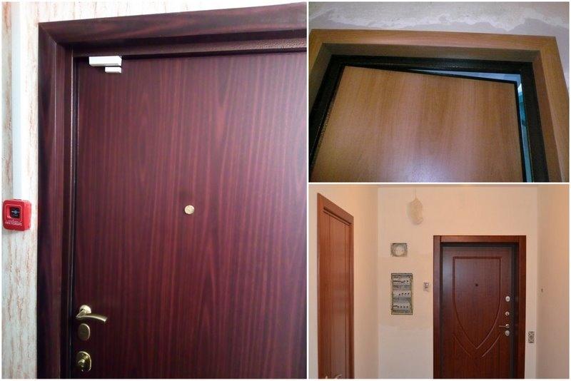 монтаж железных дверей в коломне