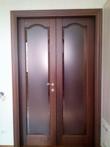 Установка дверей в Некрасовке