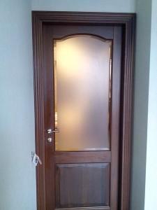Установка дверей в Московской области